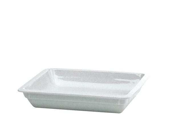 Hepp, Porzellaneinsatz 2/3 für Chafing Dish
