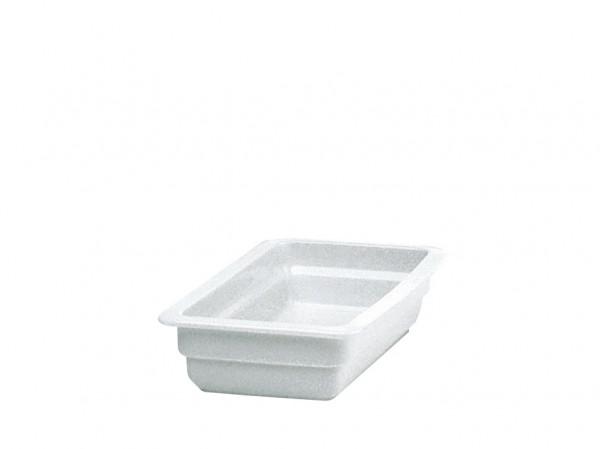 Hepp, Porzellaneinsatz 1/3 für Chafing Dish