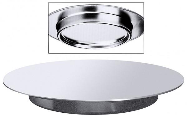 Contacto, Tortenträger mit Fußring, 30 cm
