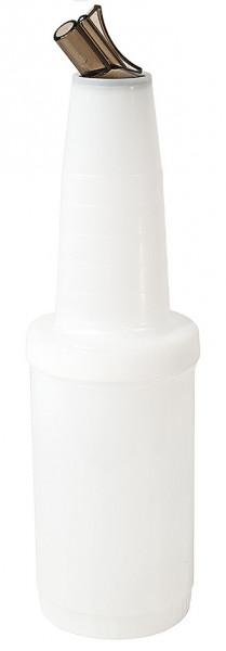 Contacto, Getränkemix-/ Vorratsbehälter mit farbigem Gießer