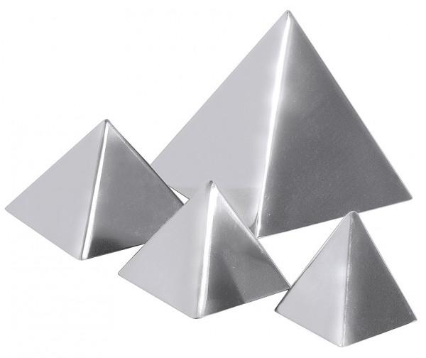 Contacto, Pyramide, 4x4 cm