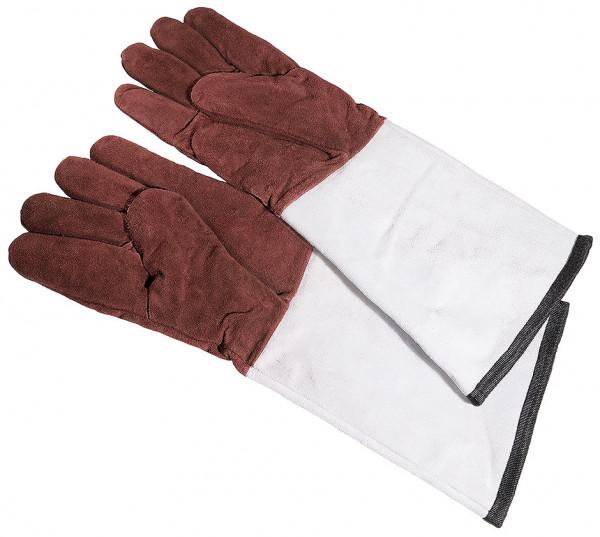 Contacto, Paar Lederhandschuhe 45 cm