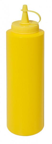 Contacto, Quetschflasche gelb, 0,35 ltr.