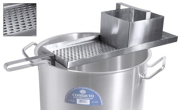 Contacto, Knöpflehobel für Gastronomie