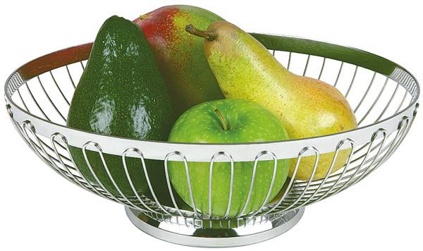 APS - Brot- und Obstkorb, oval, 28 x 21 cm