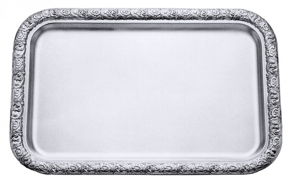 Contacto, Tablett rechteckig, 43 cm